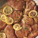 Garlic-Lemon Pork