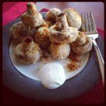 Crispy Baked Mushrooms