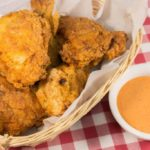 Extra-Crispy Spicy Fried Chicken with Delta Sauce