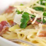 Creamy Prosciutto & Pasta