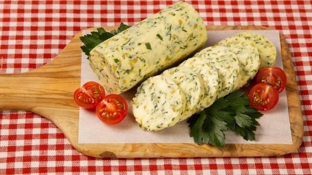 Shallot and Garlic Butter