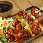 Yakitori, Grilled Chicken