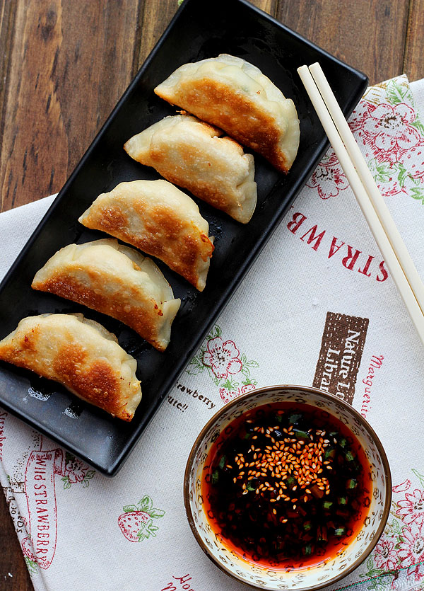 Pot Stickers – Chive and Pork