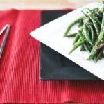 Green Bean Stir-Fry Recipe