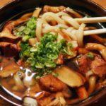 Miso Soup Udon Noodles