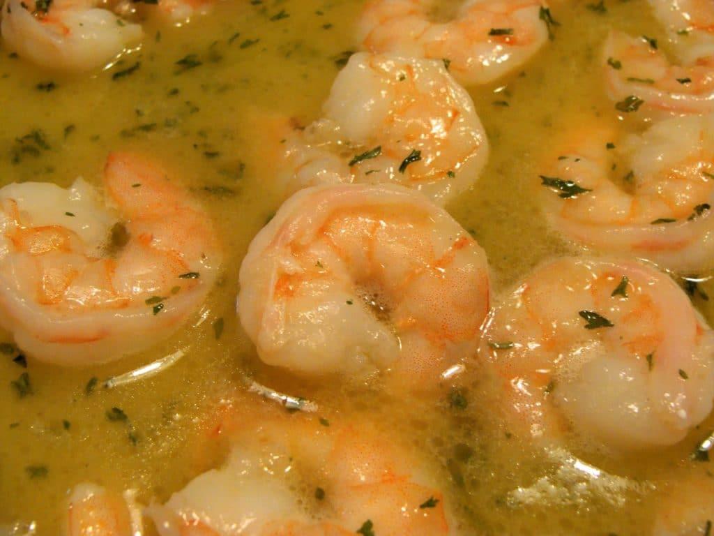 Red Lobster Shrimp Scampi Pasta