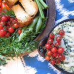 Spinach Vidalia Onion Dip
