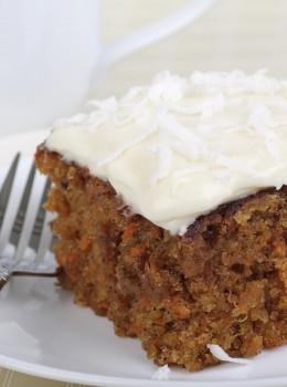 Chia Carrot Cake