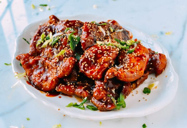 Recipe Chinese Style Pork Chops