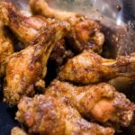 Japanese-Style Chicken Wings