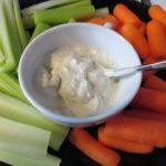 Chunky Blue Cheese & Yogurt Dip