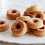 Cinnamon Baked Doughnuts