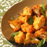 Cauliflower with Turmeric and Ginger