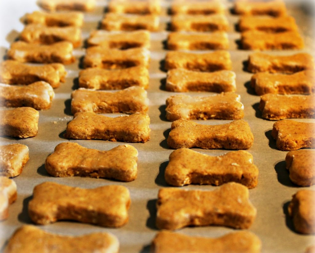 Easy Baked Dog Treat Recipes