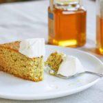 Lavender Honey Cake