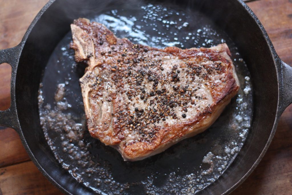 How To Cook Boneless Ribeye In Cast Iron Skillet