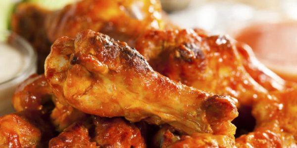 Ree's Classic Hot Wings Recipe