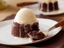 Mexican Molten Chocolate Cakes - Going My Wayz