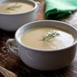 Leftover Baked Potato Soup