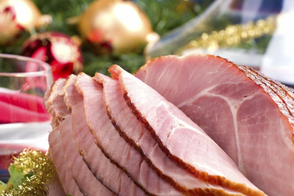 how to cook christmas ham