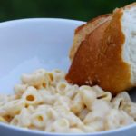 White Cheddar Mac and Cheese