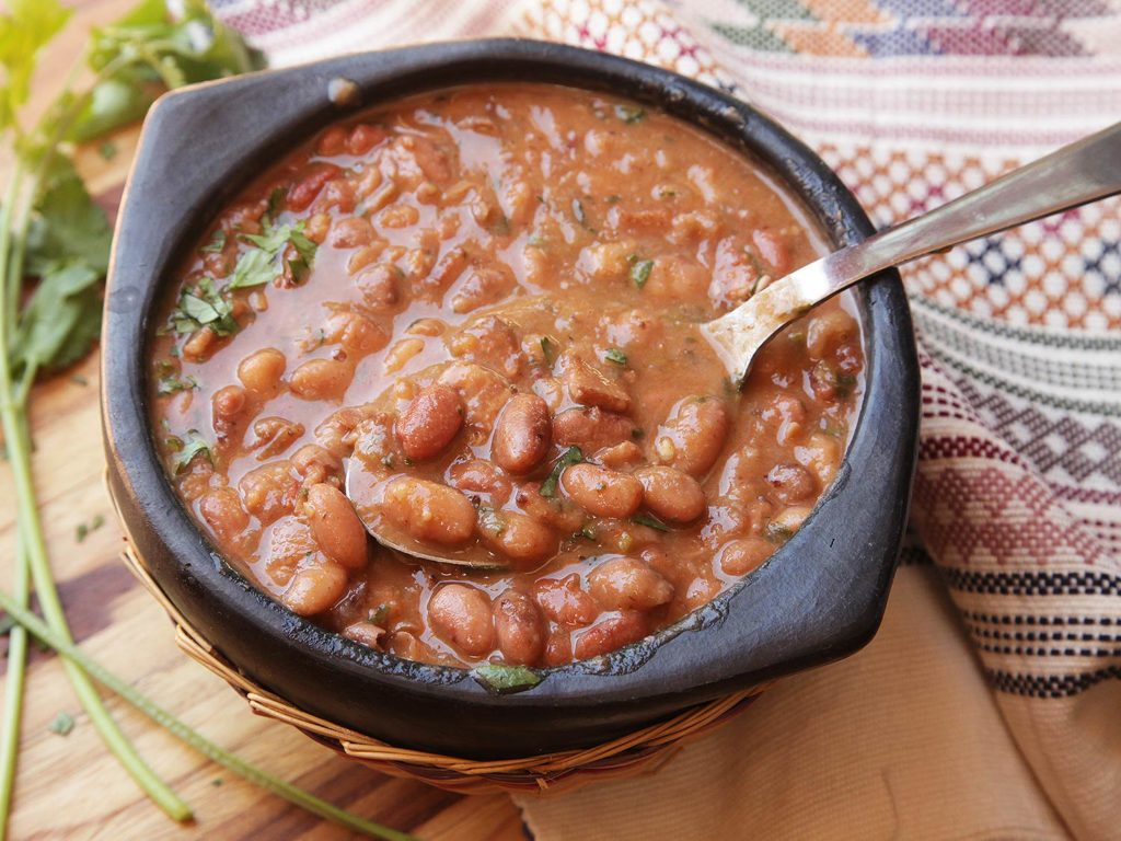 Bacon-Simmered Pinto Beans - Going My Wayz