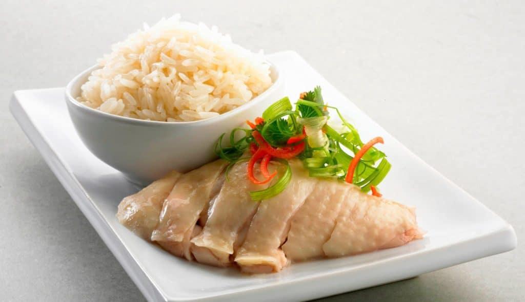 Hainanese Chicken Rice - Going My Wayz