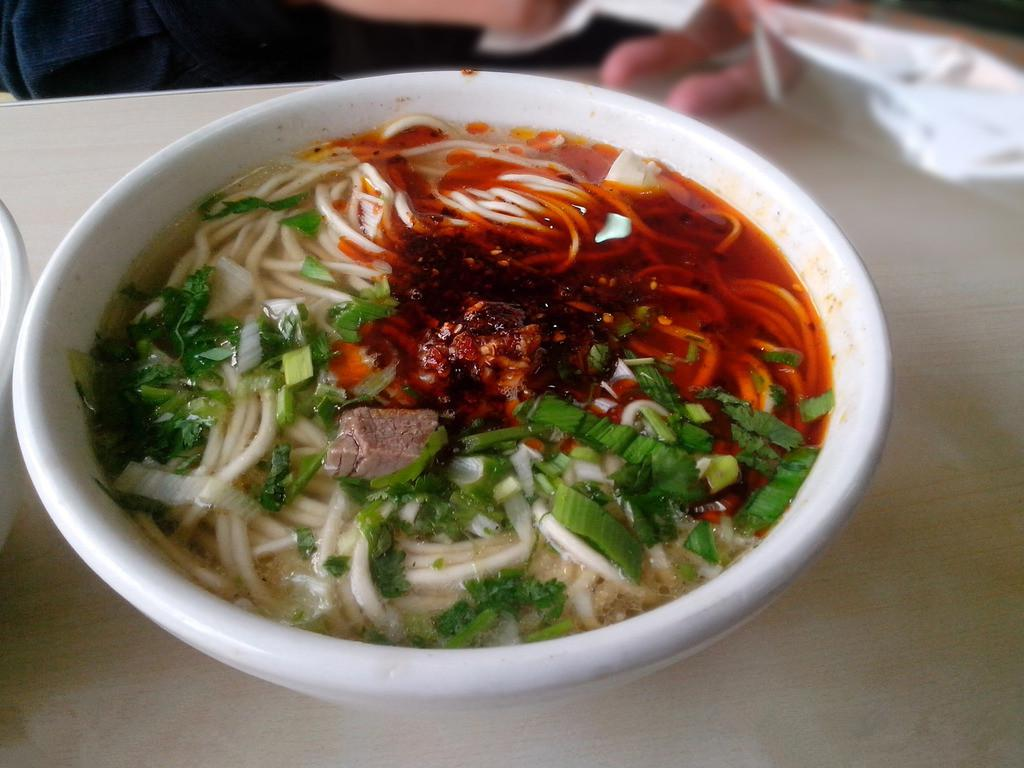 Super Bowl Appetizers Lanzhou Beef Noodle Soup Going My Wayz