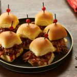 Sweet and Sour Pork Sliders