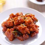 Crunchy Korean Fried Chicken