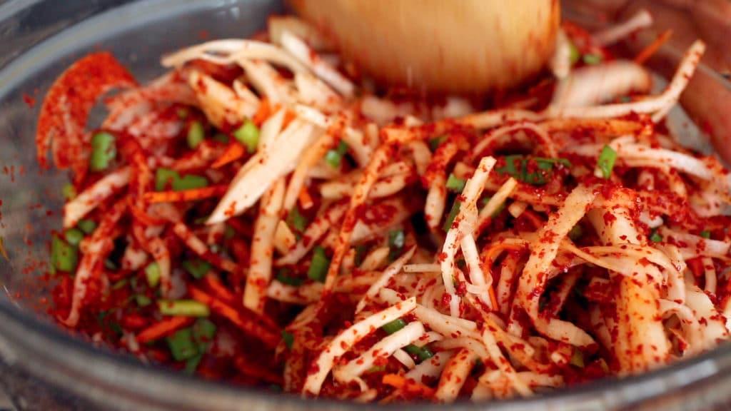 Asian Chive Kimchi