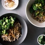 Stir-Fried Soba Noodles