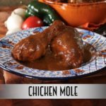 Easy Chicken Mole